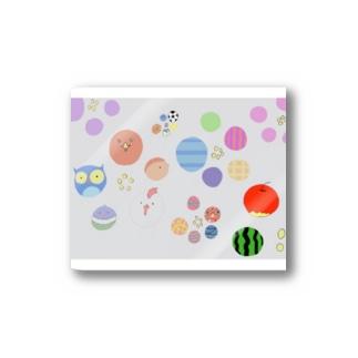 まる Stickers