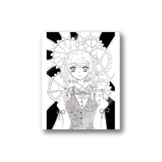 Staの東方project十六夜咲夜 Stickers