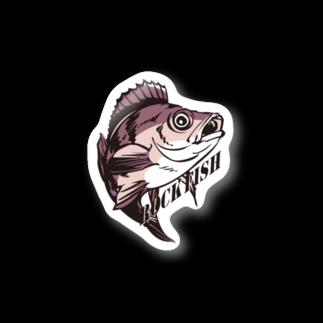 nikoharuのメバル Stickers