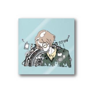 メガネ男子 Stickers