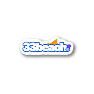 サザン©オールスターズ33beach©❤ Stickers