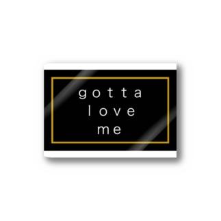 gottaloveme Stickers