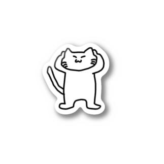 ねこちゃん Stickers