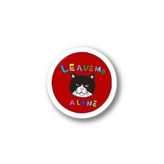野良猫 Stickers