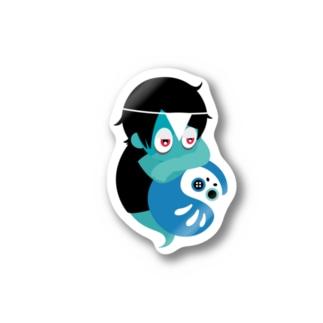 FUYOUくん【四郎】 Stickers