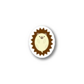 ハリネズミ-1 Stickers