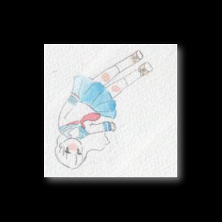 (まみむめ)大森靖子のおんなのこ1 Stickers