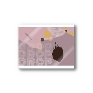 チョコレートドロップ Stickers