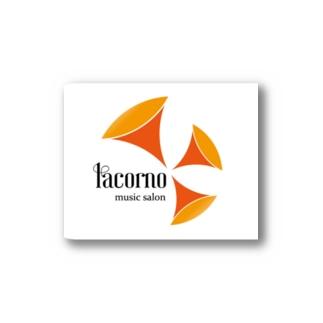 ラコルノ Stickers