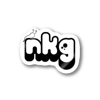 Team.NKGの戦闘装束 Stickers