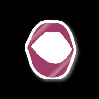 majoccoの怒り Stickers