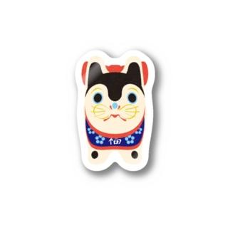 犬張り子 Stickers