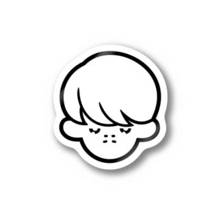 ふきげんボーイ2 Stickers