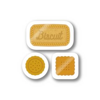 ビスケット Stickers