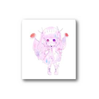 【愛の哀】 Stickers