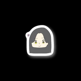 すいみ~ちゃんの花よりおなご Stickers