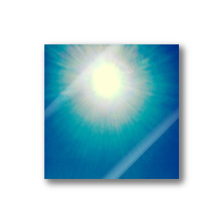 mixethnicjamamaneseのMixEthnicJamanese 太陽 Stickers