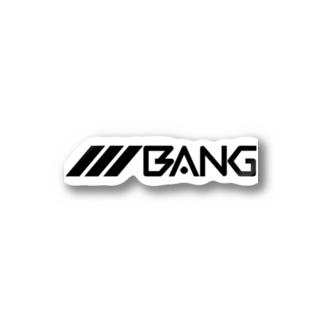 BANG Logo Stickers