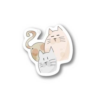 にゃんこ Stickers