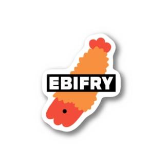 EBIFRY Stickers