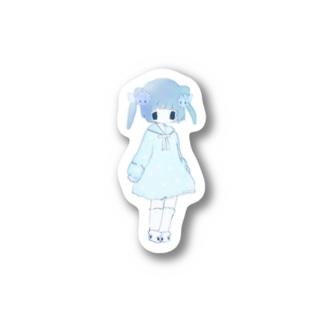 しらない子 Stickers