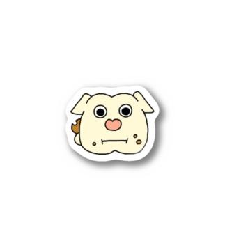 癒し犬たけちゃん Stickers