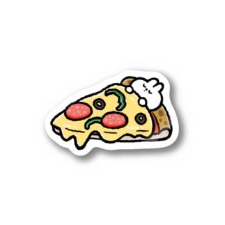 DREAM PIZZA Stickers