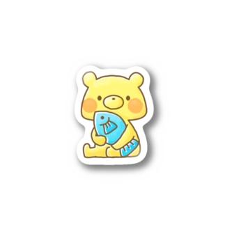 おさかなたべたい Stickers