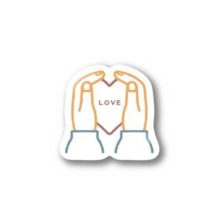 LOVE2019 ステッカー