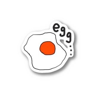 egg・・・ ステッカー