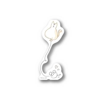 ねずみの恋ver.2 Stickers