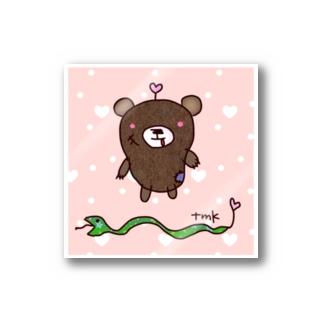 kumako 〜くま〜 Stickers