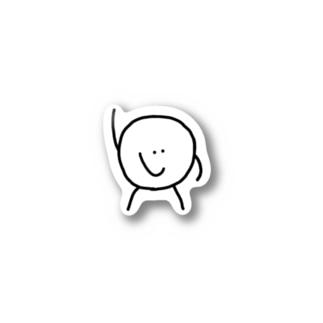 じっぽくん (っぽ無しver) Stickers