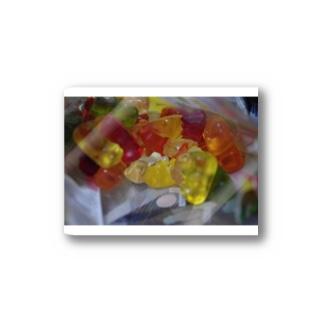 Gummy Stickers