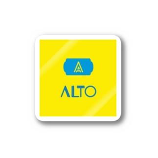 Alto公式グッズ Stickers
