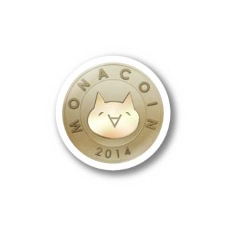 Monacoin(モナコイン) Stickers
