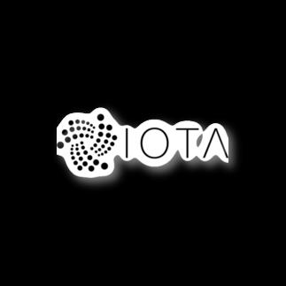 OWLCOIN ショップのIOTA アイオータ Stickers