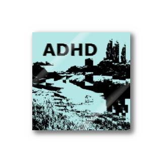 ADHD Stickers