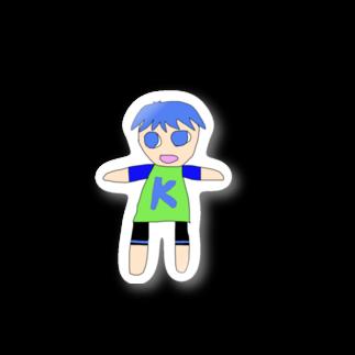 ☆コヒゲームズグッズショップ☆のコヒアーチャー(VER 2.0) Stickers