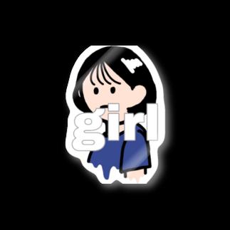 Jun.1997の女の子 Stickers