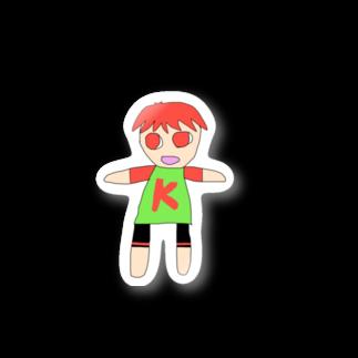 ☆コヒゲームズグッズショップ☆のコヒ剣士(VER 2.0) Stickers
