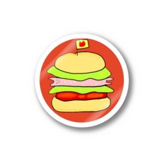 サンドうさぎ Stickers