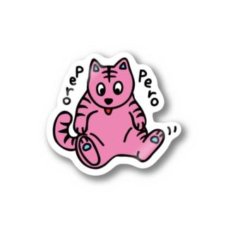 ぺろ猫 Stickers
