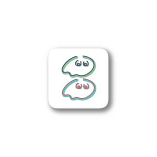 ツインズ Stickers