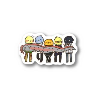 トリラ Stickers