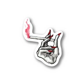 血煙 Stickers