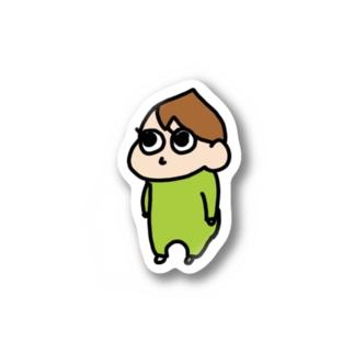 息子 Stickers