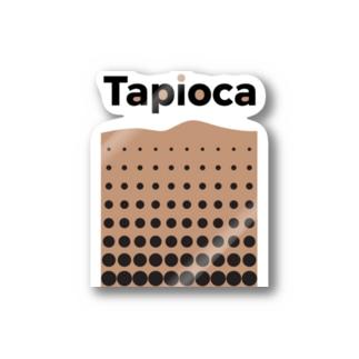 タピオカ Stickers