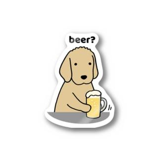 おつかれさま〜ビール〜 Stickers