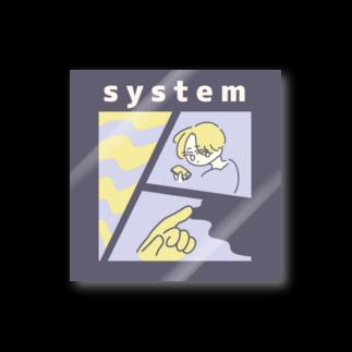 harunoのsystem Stickers